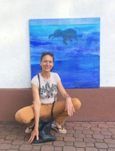 Alice Corbetta portrait